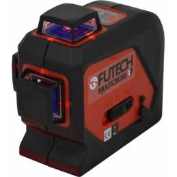 MULTICROSS 3D - Laser cross 3D lines with professional prism - FUTECH