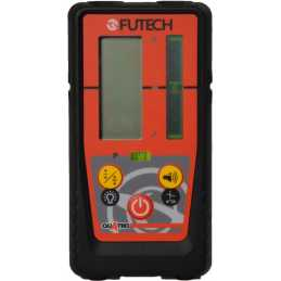 FUTECH QUATRO receiver for red and green beams, rotating laser, lines, linear